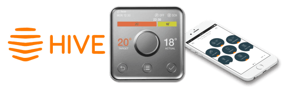 Smart Thermostat by Hive